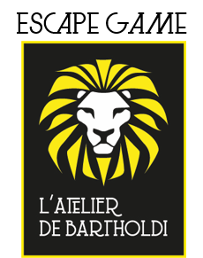Escape game l'atelier de Bartholdi